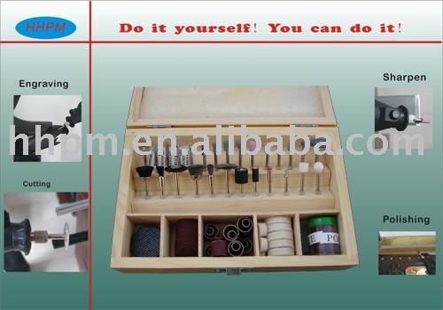 100PC Rotary Tools Kit