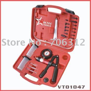 Automotive Tool Vaccum/Pressure Pump  & Brake Bleeding Kit Auto Equipment(VT01047)