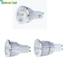 Buy LemonBest GU10 LED COB Bulb Light Dimmable 6W 9W 12W 85-265V 110V 220V 230V 60 degrees Spotlight For Downlight Table Lamp for $16.58 in AliExpress store