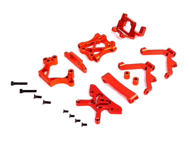 Baja Alloy Front Parts for baja 5B for 1/5 rovan baja km hpi<br><br>Aliexpress