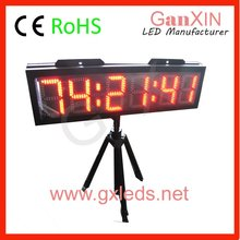8inch double  GYM  sports countdown timer(China (Mainland))