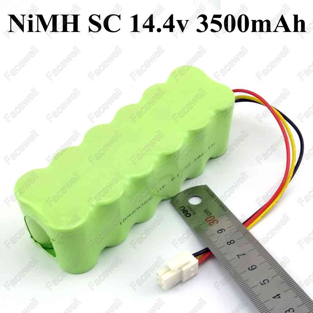 New 14.4V 3500mAh NI-MH Battery For Samsung Navibot VCR8845 VCR8895 VCR8840 VCA-RBT20 DJ96-0083C DJ96-00113C DJ96-00136B cleaner(China (Mainland))