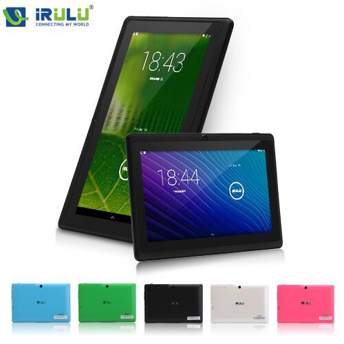 """IRULU eXpro X1 7"""" Tablet PC Android 4.2 1.5GHz 8GB ROM Dual Core Dual Camera External 3G WIFI Multi-Colors 2015 Newest Hot 9 10(China (Mainland))"""