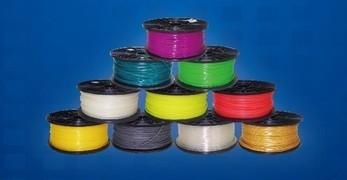 Фотография 3d printer filament 1kg Black and white PLA