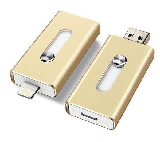 For iPhone 5/5s/5c/6/6 Plus/for ipad Usb Flash Drive Usb Stick 512gb Pen Drive 64gb Usb Stick 256gb OTG External Storage 128gb(China (Mainland))