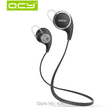 New QCY QY8 Bluetooth 4.1 Portable Headphone Headset Wireless Sports Stereo Running Earphone For iPhone Sumsung With Microphone