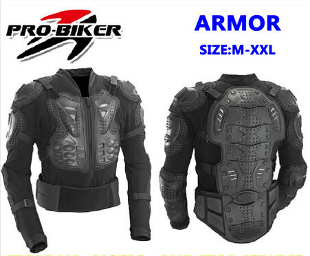 (1set) Motorcycle Jackets Full Body Armor Motocross Racing CS Protective Gears Motor Accessories P14(M/L/XL/XXL)(China (Mainland))