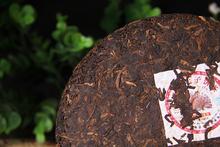 HOTSALE 2009YR Pu er tea premium jinkongque tea Cooked Spark seven 357g cake Dawn Spark Tea