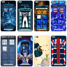 Buy Tardis Box Doctor Hard Transparent Cover Case Meizu M2 Mini M2 M3 Note & Redmi 3 Pro 3S Note 2 3 Pro for $1.25 in AliExpress store
