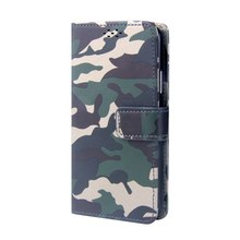 For Leagoo M9 Case Protection Camo Wallet Couqe For Leagoo S8 Pro M5 M7 M8 Pro Z5 Flip Case PU Leather Skin Man Cover Fundas(China)