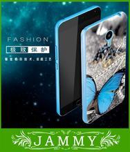 Для Meizu синий очарование примечание 2 милый мультфильм высокое качество для Meizu m2 примечание чехол телефон чехол с рисунком мультфильм оболочки