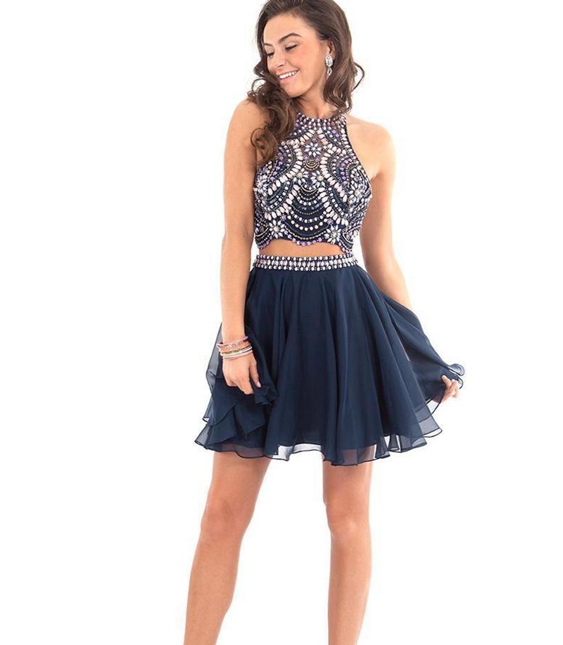 Online Get Cheap Navy Blue Junior Dresses -Aliexpress.com ...