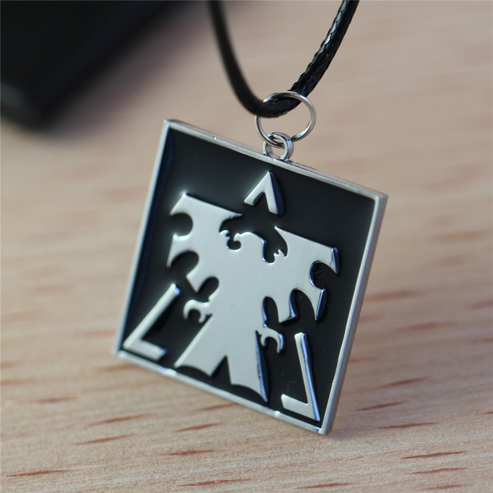 MF1560 StarCraft necklace Wings of Liberty Terran necklace Cartoon Movie necklace fashion jewelry(China (Mainland))