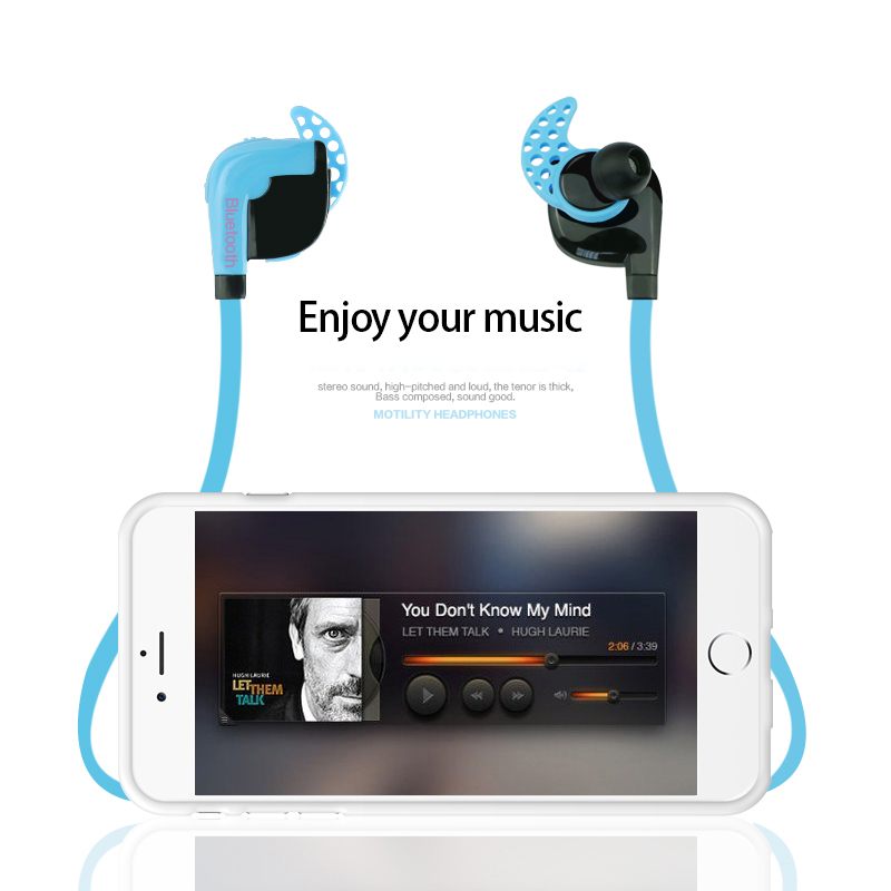 Long working time HD music wireless headphones for a phone bluetooth headset with microphone earphone for two phone 004<br><br>Aliexpress