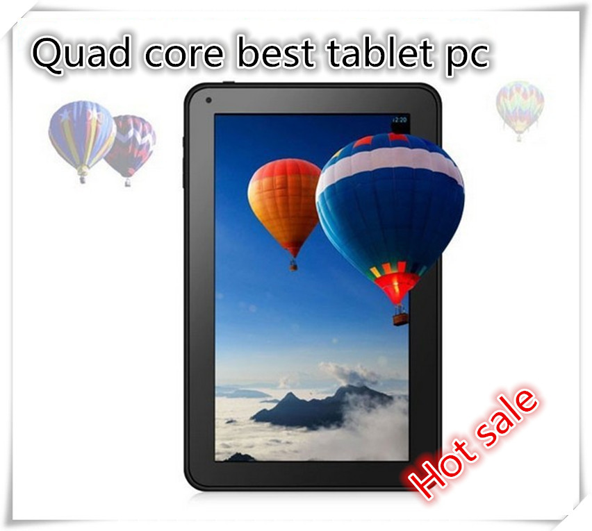 10 inch 10.1 Quad core tablet pc Allwinner A33 tablet Android 4.4 1G 8G/16G 1024*600 WIFI Bluetooth 4K& BlueRay 3D video support(China (Mainland))
