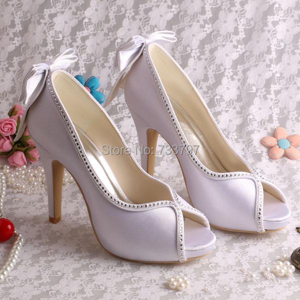 Sparking Shoes 2013 Women High New Heeled Platform Open Toe Back Bows Dropship