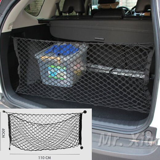TRUNK ENVELOPE STYLE CARGO NET FOR FORD MUSTANG 2015-2016 BRAND NEW(China (Mainland))