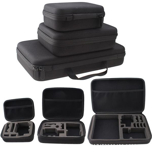 travel storage collection bag for sjcam sj4000 sj5000 sj6000 sj7000 Go Pro Hero 4/3+/3/2/1 sj4000 Action Camera Accessories case<br><br>Aliexpress