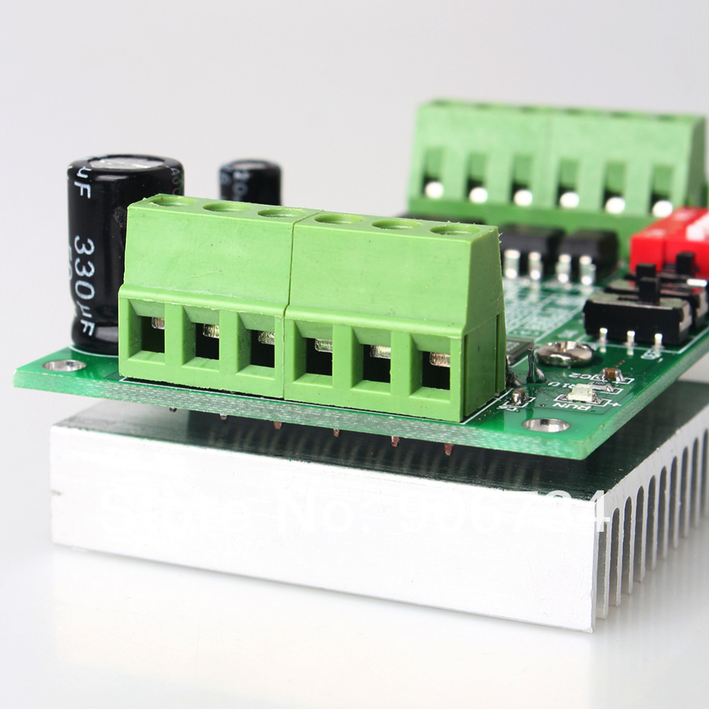 Tb6560 3a Driver Board Cnc Router Single 1 Axis Controller