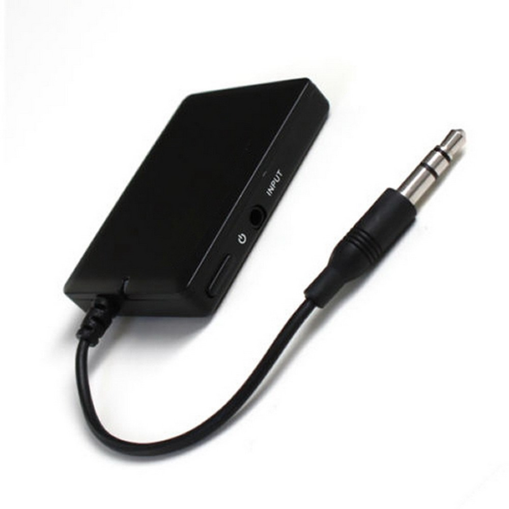 New Arrival 1pcs Wireless Bluetooth A2DP 3.5mm Stereo HiFi Audio Adapter Dongle Transmitter Arrival(China (Mainland))