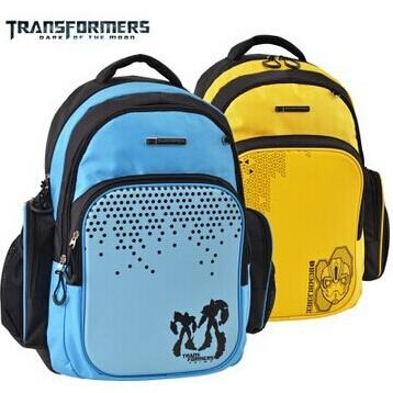 Genuine transformers backpack randoseru school bags for boys kids book bags backpack Protect spine reduce load kids backpack(China (Mainland))