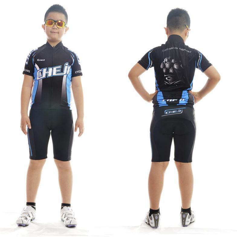 Gear Cycle For Boys Cheji Boys Cycling Wear Set