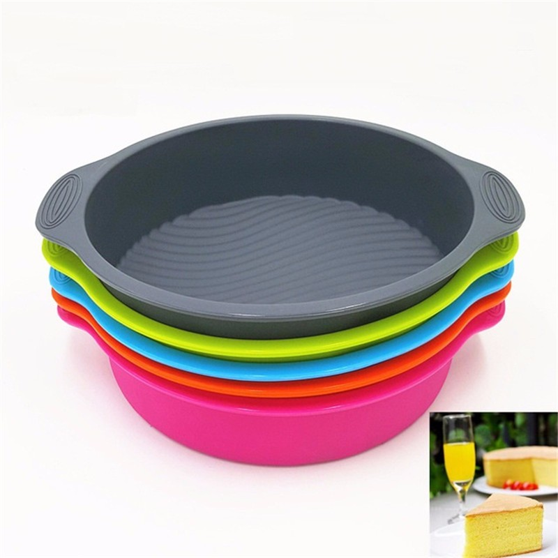 New-Coming-Silicone-Cake-Mold-Big-Round-Baking-Mold-Bread-Bakeware-Cooking-Mould-Silicon-Bakeware-Kitchen