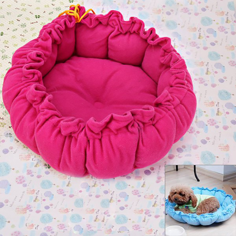 Pet Bed Retractable Pumpkin House For Pet Soft Cozy dog house Fashion Puppy Durable Comfortable cat Dog Beds P90(China (Mainland))