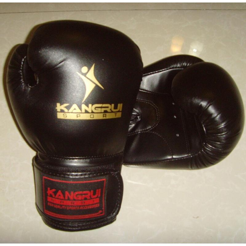 Good Quality Mma Muay Thai Gloves Male Female Sanda Sandbag Training Color Blue Red Black Woman Man Boxing Glove 10 oz luva boxe(China (Mainland))