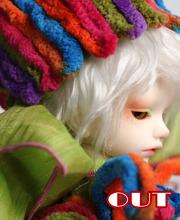 doll chateau hugh kid msd doll bjd sd toy 1/4 luts volks soom ai fairyland dod dollshe resin dollhouse figures gift(China (Mainland))