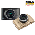 Original Novatek 96223 Car DVR 3 0 inch WDR Full HD 1080P Camera Viechle Dash cam