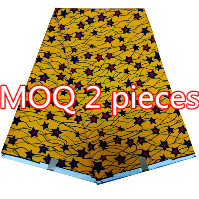 1612x0309d09 2017Wholesale price African design textile cotton Nigeria wax fabric material printed batik for sewing dress(China (Mainland))