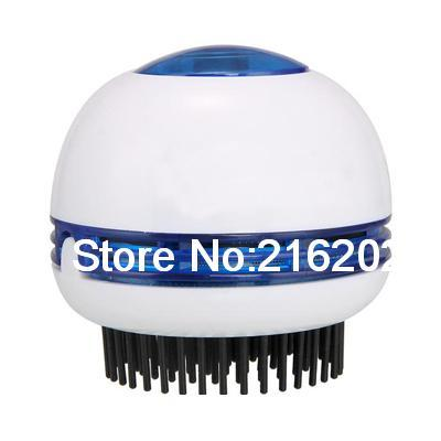 Electric Head Hair Scalp Vibrating Massager Comb (2 AA Battery)