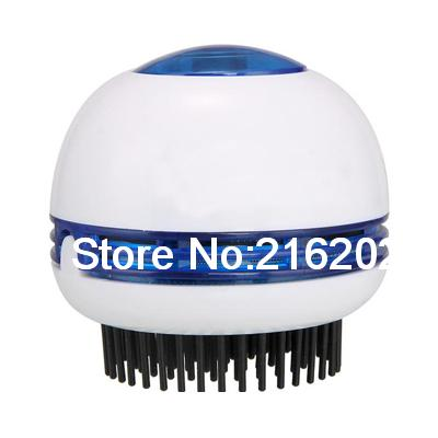 Electric Head Hair Scalp Vibrating Massager Comb (2 AA Battery)(China (Mainland))
