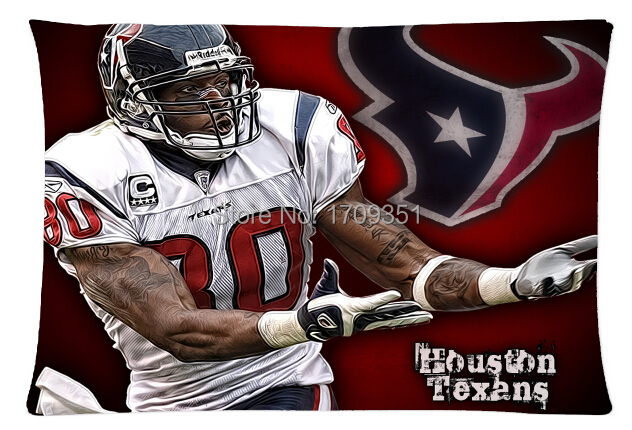 Design Andre Johnson Cool Fantasy Pillow Cases 20x30 Inch Party Gift (One Side)(Cotton/Polyester)(China (Mainland))