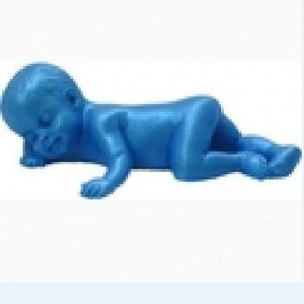 1PCS Silicone 3D Sleeping Baby Mold Cookware Dining Bar Non-Stick Cake Decorating Fondant Soap Mold--C229(China (Mainland))