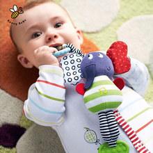 Música Elephant brinquedos do bebê brinquedos educativos chocalho mordedor bebê de pelúcia bebê móvel brinquedos espuma Crib carro pendurado chocalhos Stroller