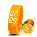 MI Sports Fitness Tracker Multi Functional 3D LED Healthy Smart Pedometer Intelligent Bracelet W2 Sports Wristbands