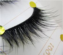 Very Beautiful Eyelashes 5 Pairs/Lot  Crisscross Beauty Supplies  mink eye  lashes False Eyelashes Lashes Free shipping(China (Mainland))