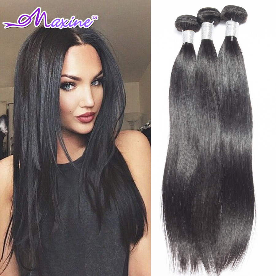 Rosa Hair Brazilian Virgin Hair Straight 7A Unprocessed Virgin Hair Brazilian Hair Weave Bundles Human Hair Kinky Straight Hair<br><br>Aliexpress