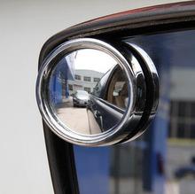 Car Rearview Mirror Small Round KIA Rio Ceed Soul Forte Sportage R QL KX5 KX3 K2 K3 K5 K4 Accessories - Karkarla store
