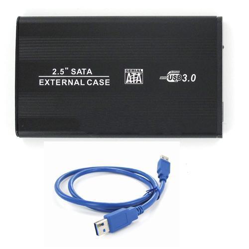 """Hot sales NEW USB 3.0 HDD Disk External 500GB memory Hard Drive Disk External Enclosure 2.5"""" Sata Case Box 11010(China (Mainland))"""