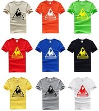 2014 Summer new style men's short sleeve T-shirt cotton crew neck shirt big yards,XS-XXL,Free shipping