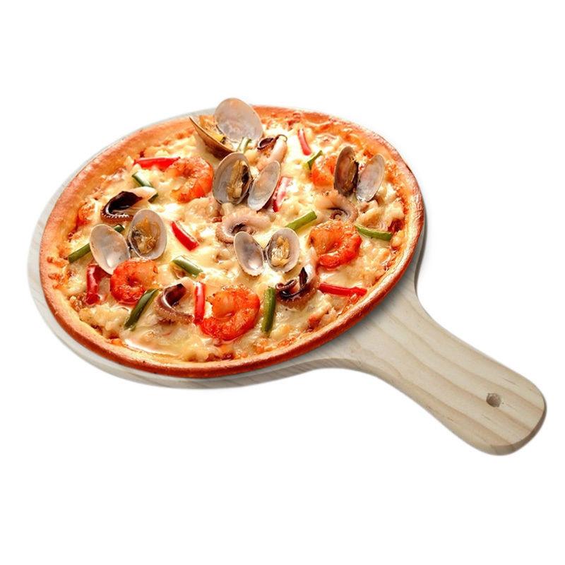 Compra placas de pl stico de pizza online al por mayor de for Pala horno pizza