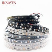 5m/roll DC12V ws2811 2811 ic 5050 SMD rgb strip addressable 30/48/60leds/m led pixels strip external ic, 1 ic control 3 led(China (Mainland))