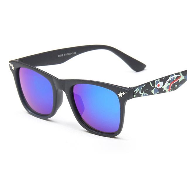 Дети девочки мальчик детские солнцезащитные очки уф-защитой Детские Солнцезащитные Очки UV400 марка очки Óculos De Sol Gafas