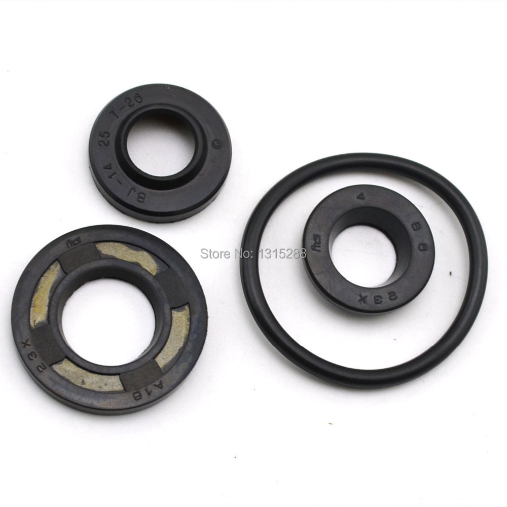 Free Shipping 100% NEW motorcycle parts Rear FORK DAMPER OIL SEAL for Yamaha TTR250 TTR 250 Shock absorber oil seal<br><br>Aliexpress