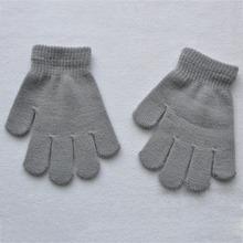 Children Kids Magic Glove Girl Boy Kid Stretchy Knitted Winter Warm Pick(China (Mainland))