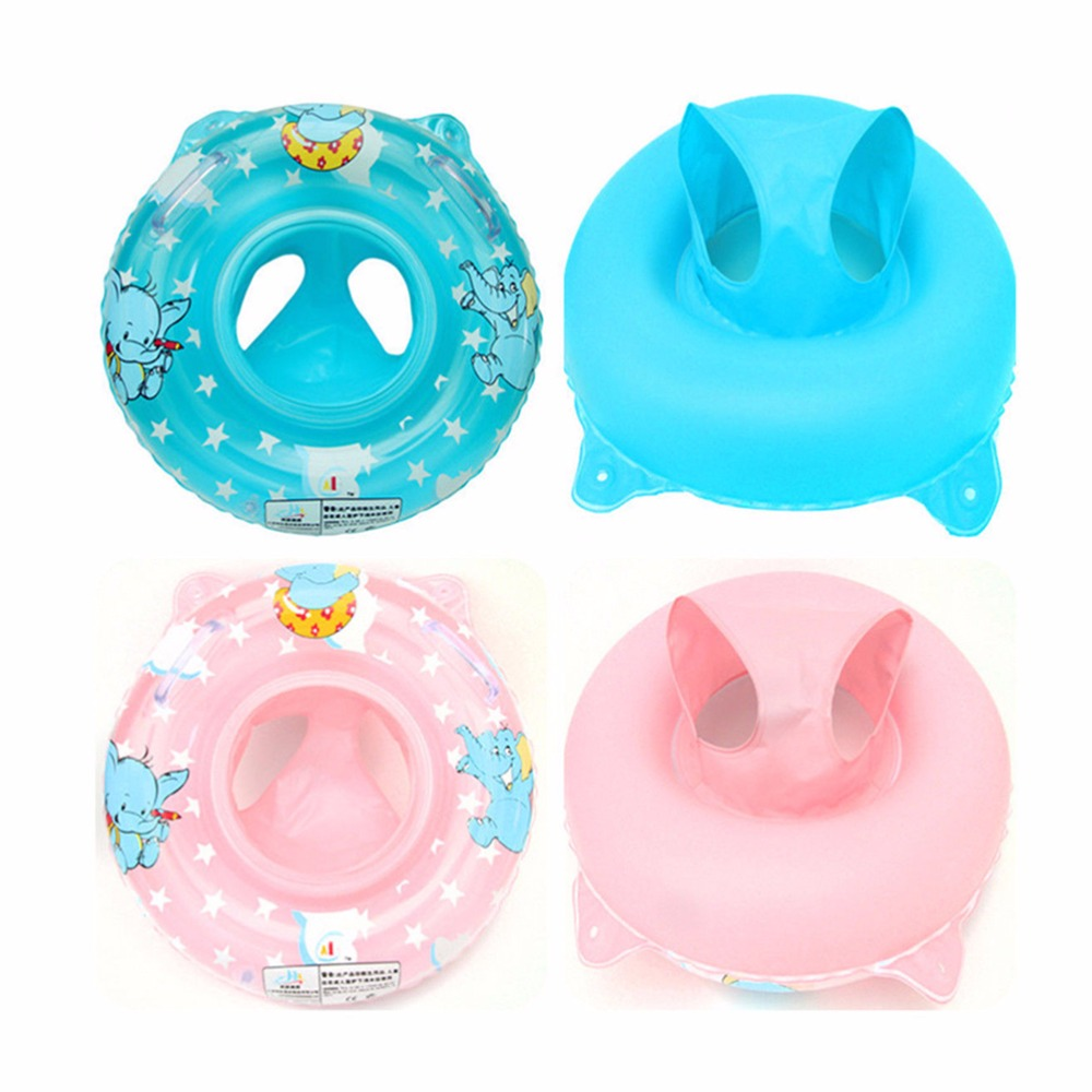 Baby Swimming Neck Float Ring Inflatable Kids Neck Float Safety Product Beach Accessories Baby Swimming Pool Accessories(China (Mainland))