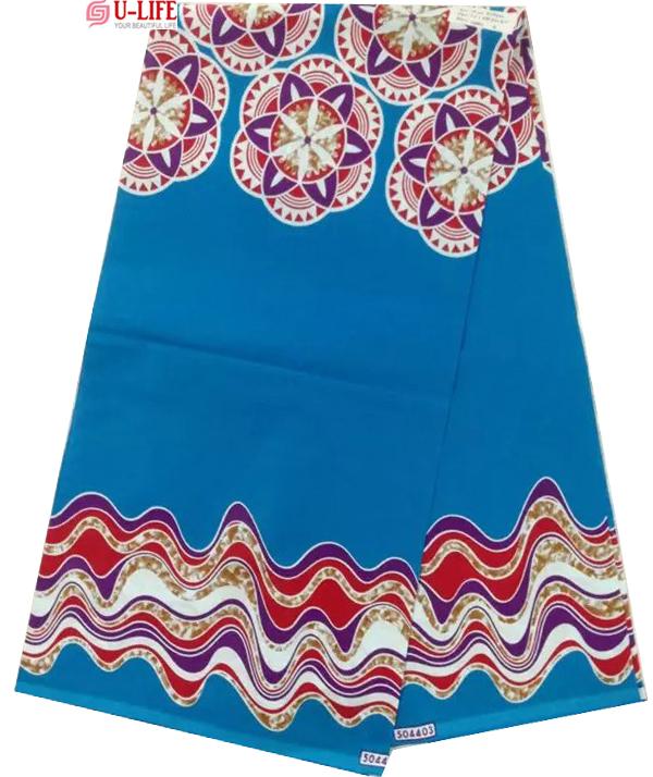 Wholesale Price African wax prints fabric super wax hollandais With dress fabric/Batik Veritable super wax hollandais 2015 H1005